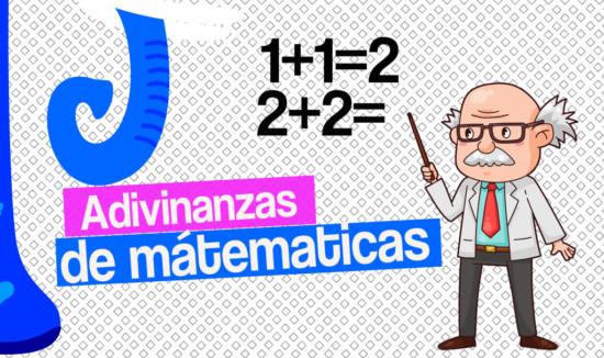 Adivinanzas De Matemática Y Lógica Con Respuestas Adivinanzas Y