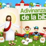 15 Adivinanzas bíblicas para niños