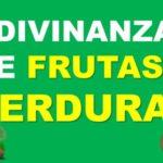 50 Adivinanzas de frutas y verduras